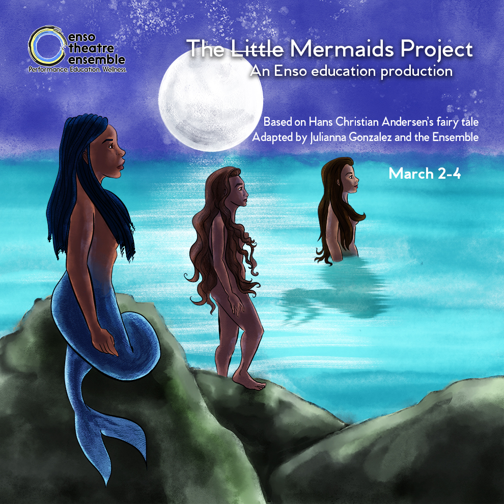 The Little Mermaids Project Promotional Materials